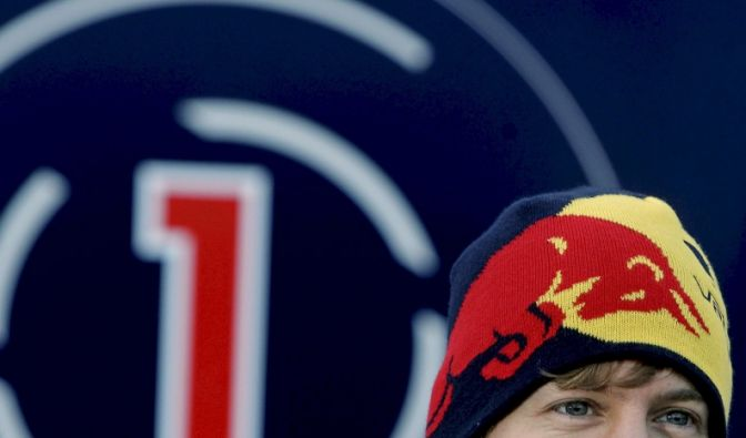 Sebastian Vettel (Red Bull) (Foto)