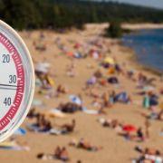 Für Wetterfrösche: Es ist wie mit den Temperaturen: Im Frühling herrschen Plus-Grade, im Winter Minus-Grade.