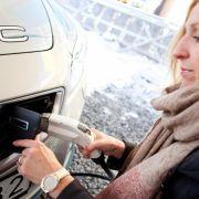 ... und wenn im Sommer die Solaranlage Strom für Autos Akku produziert, dürfte die Bilanz noch besser aussehen.