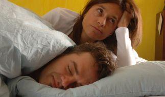 Millionen Deutsche haben Schlafstörungen. (Foto)