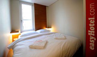 Hotelbetten (Foto)
