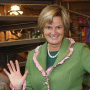 Gloria Fürstin von Thurn und Taxis hat sich verbal vergallopiert.