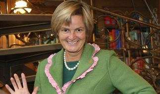 Gloria Fürstin von Thurn und Taxis hat sich verbal vergallopiert. (Foto)