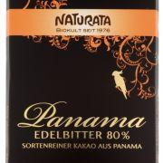 Panama Edelbitter 80 % von Naturata