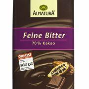 Feine Bitter 70 % Kakao von Alnatura
