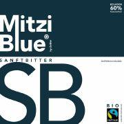 Mitzi Blue Sanftbitter 60 % von Zotter