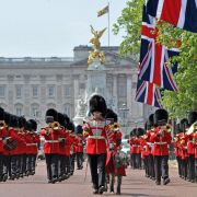London feiert Traumhochzeit mit William und Kate