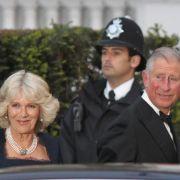 Camilla und Prinz Charles