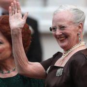 Königin Margrethe von Dänemark ist selbstverständlich auch eingeladen.