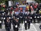 Neonazi-Aufmarsch in Heilbronn (Foto)