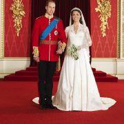 Koenigliche Hochzeit William und Kate