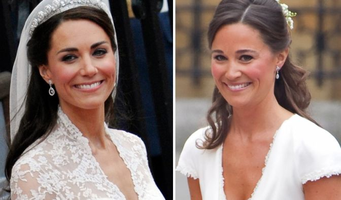 Kate und Pippa Middleton (Foto)