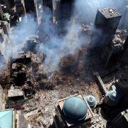 Von wegen al-Qaida: Die sogenannten Truthers behaupten, die US-Regierung stecke hinter den Anschlägen vom 11. September 2001.