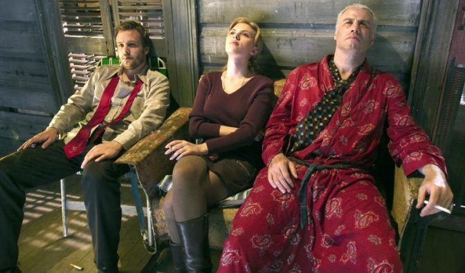 Gabriel Macht , Scarlett Johansson und John Travolta