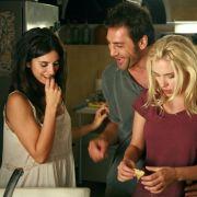 Penelope Cruz, Javier Bardem und Scarlett Johansson
