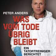 Cover des Buches von Peter Anders.