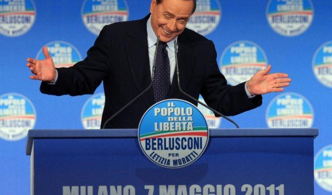 Silvios beste Sprüche (Foto)
