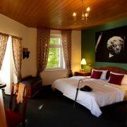 Alle Zimmer sind detailverliebt und liebevoll dekoriert.
