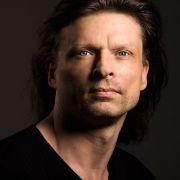 Und das ist der Mann, der all dies schuf - Lars Stroschen.