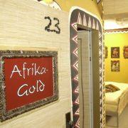 Märchenhaft und goldig wird es im Hotel Goldflair am Rathaus in Korbach.