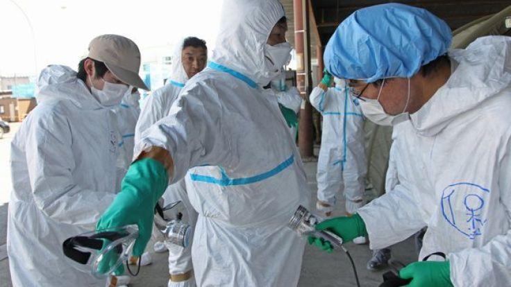 Geigerzähler knattern wieder in Japan: Nach Tōkai im Jahr 2011 rund um das AKW Fukushima (Foto)
