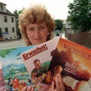 Die Zeugen Jehovas sind in Deutschland inzwischen als Körperschaft des öffentlichen Rechts anerkannt.