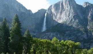 Im Yosemite Nationalpark ereignete sich ein schrecklicher Auto-Unfall, bei dem eine 57-jährige deutsche Touristin ums Leben kam. (Foto)