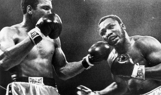 Joe Frazier vs. Muhammad Ali, 30. September 1975, Manila (Philippinen):