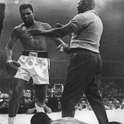 Muhammad Ali vs. Sonny Liston, 25. Mai 1965, Lewistown (USA):