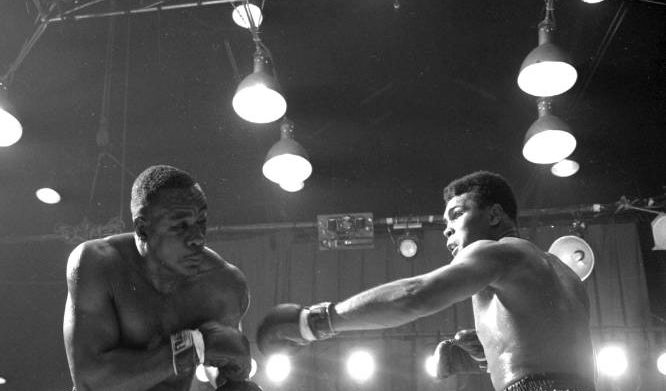 Cassius Clay vs. Sonny Liston, 25. Februar 1964, Miami Beach (USA)