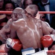 Evander Holyfield vs. Mike Tyson, 28. Juni 1997 in Las Vegas (USA)