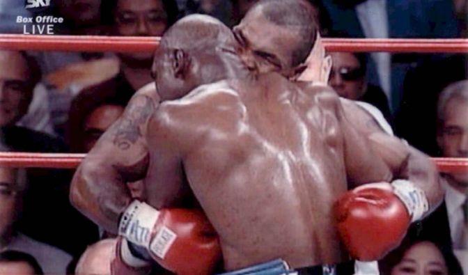 Evander Holyfield vs. Mike Tyson, 28. Juni 1997 in Las Vegas (USA)