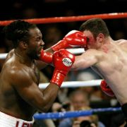 Lennox Lewis vs. Vitali Klitschko, 21. Juni 2003 in Los Angeles (USA)