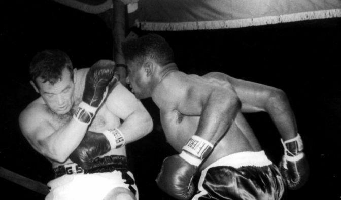 Floyd Pattersson vs. Ingemar Johansson, 23. März 1961 in Miami Beach (USA)