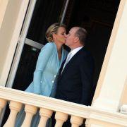 Eine neue Fürstin: Albert und Charlene verheiratet