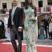 Naomi Campbell und Vladimir Doronin
