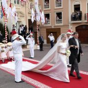 Hochzeit in Monaco