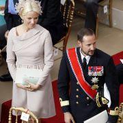 Haakon und Mette-Marit