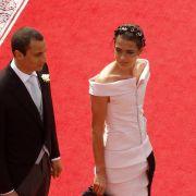 Hochzeit in Monaco - Charlotte