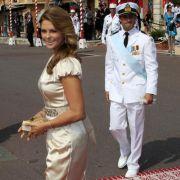 Prinzessin Madeleine und Prinz Carl Philipp