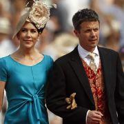 Mary und Frederik