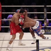 Wladimir Klitschko vs. David Haye, 2. Juli 2011 in Hamburg