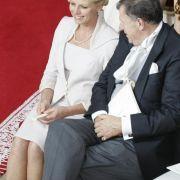 Michael Kenneth Wittstock und seine Frau Lynette