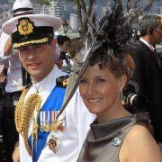 Hochzeit in Monaco - Sophie  Edward