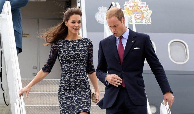 Kanadier feiern William und Kate (Foto)