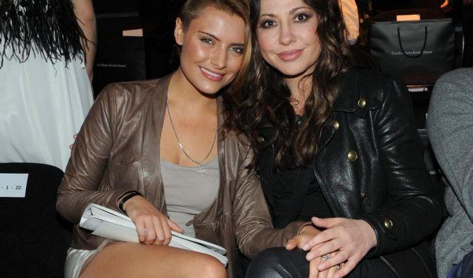 Sophie (links) und Simone Thomalla