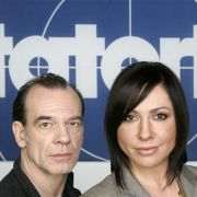 Simone Thomalla und Martin Wuttke