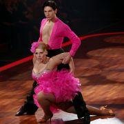 Maite Kelly (mit Lets-Dance-Tanzpartner Christian Polanc)