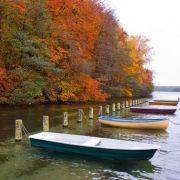 Der See liegt mitten im Naturschutzgebiet, alles ist naturbelassen, steht, wächst und fällt wie es möchte. Die Luft ist rein und klar und lädt zu Spaziergängen um den See, Rad- oder Bootstouren ein.