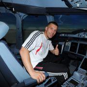 Daumen hoch: Lukas Podolski hat polnische Wurzeln.
